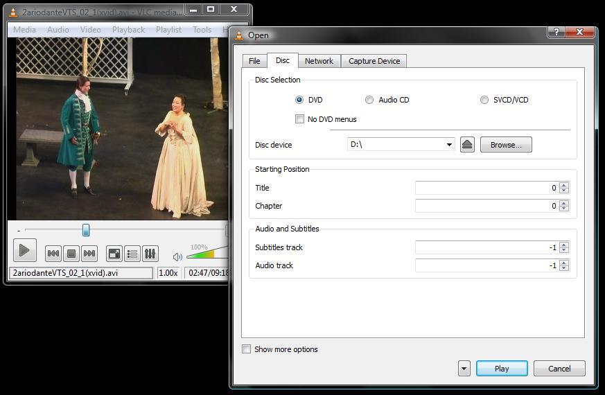 DVDtutorial 01 VLC
